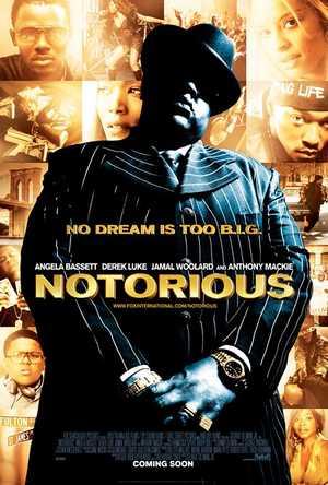 Notorious - Biografie, Drama, Muziek