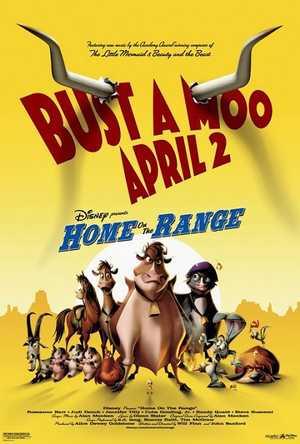 Paniek op de Prairie - Animatie Film