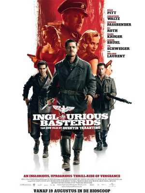 Inglourious Basterds - Actie, Avontuur