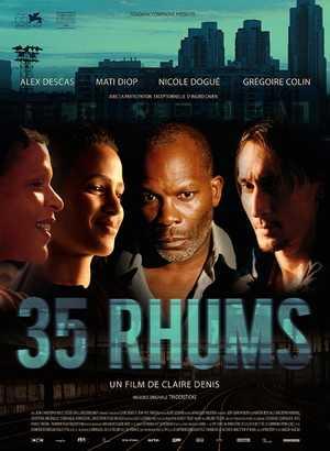 35 rhums - Drama