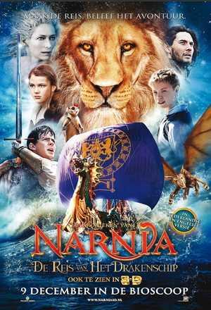 De Kronieken van Narnia: De Reis van het Drakenschip - Familie, Fantastiek, Avontuur