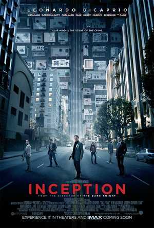 Inception - Actie, Science-Fiction, Thriller