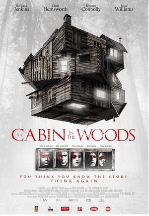 The Cabin in the Woods - Horror, Thriller