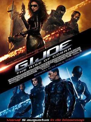 G.I. Joe: The Rise of Cobra - Actie, Science-Fiction, Thriller, Avontuur