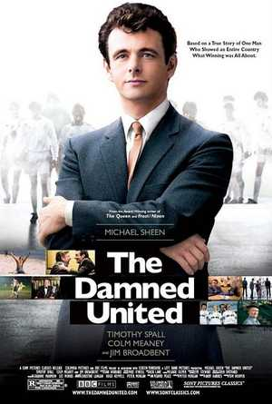 The Damned United - Dramatische komedie