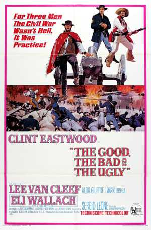 The Good, The Bad and The Ugly - Western