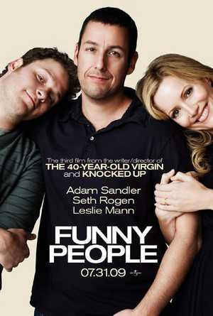 Funny People - Komedie