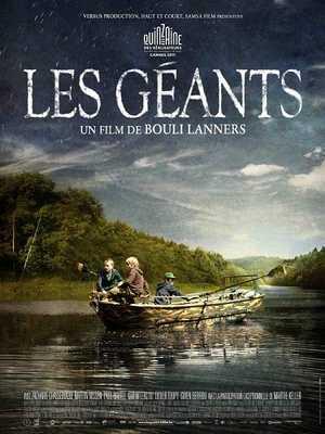 Les Géants - Dramatische komedie