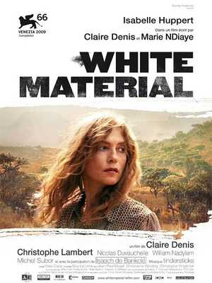 White Material - Dramatische komedie