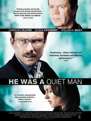 He Was a Quiet Man - Dramatische komedie
