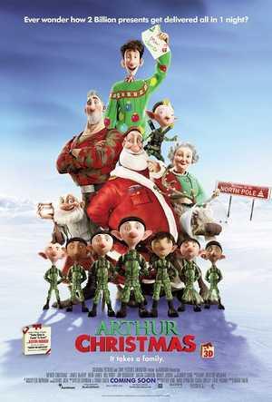 Arthur Christmas - Animatie Film