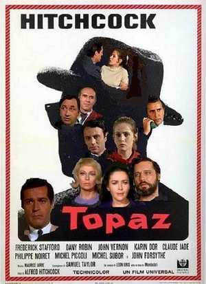 Topaz - Politie, Thriller