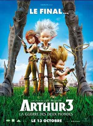 Arthur and the Two Worlds War - Actie, Avontuur, Animatie Film