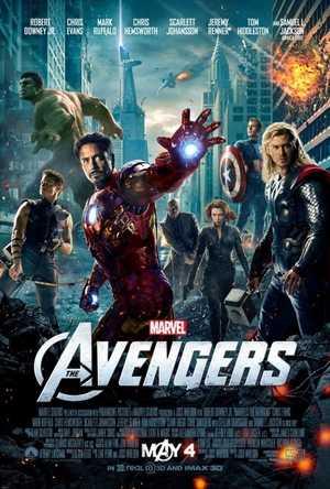 The Avengers - Actie