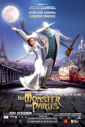 Het monster van Parijs - Animatie Film