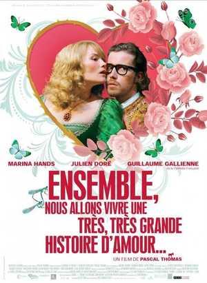Ensemble, nous allons vivre une très belle histoire d'amour - Komedie, Romantisch