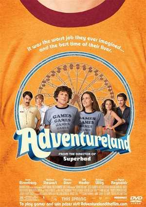 Adventureland - Drama, Komedie, Romantisch