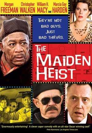 The Maiden Heist - Komedie