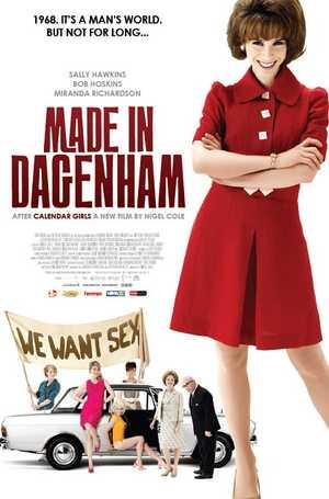 Made in Dagenham (We Want Sex) - Drama, Komedie