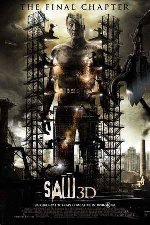 Saw 7 (3D) - Horror