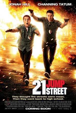21 Jump Street - Komedie