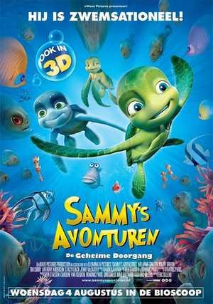 Sammy's avonturen: De geheime doorgang - Animatie Film