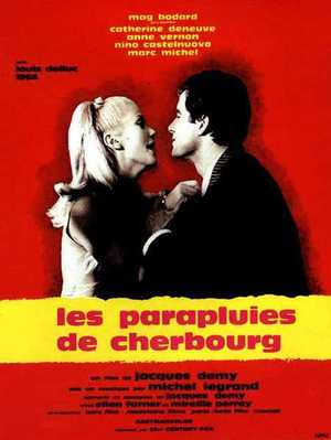 Les Parapluies des Cherbourg - Drama, Muziek, Romantisch