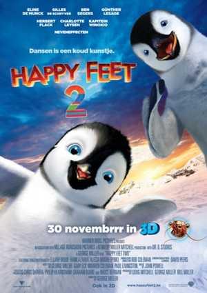 Happy Feet 2 - Animatie Film