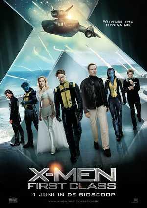X-Men: First Class - Actie