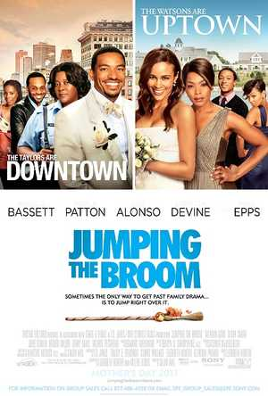 Jumping the Broom - Romantische komedie