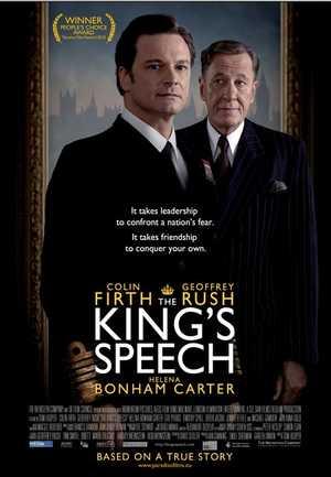 The King's Speech - Drama, Historische film