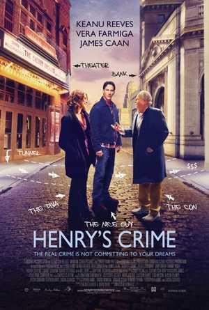 Henry's Crime - Komedie