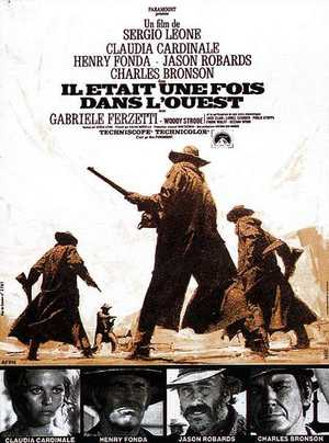 C'era una volta il West (Once Upon a Time in the West) - Western