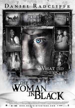 The Woman in Black - Horror, Thriller, Drama