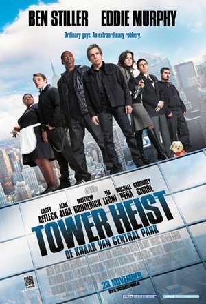 Tower Heist - Actie, Komedie