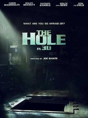 The Hole 3D - Thriller, Fantastiek
