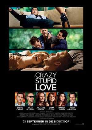 Crazy, Stupid, Love - Komedie