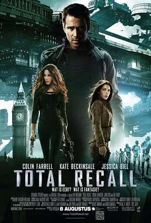 Total Recall - Actie, Science-Fiction, Avontuur