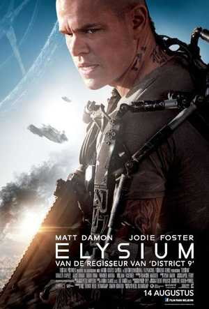 Elysium - Science-Fiction, Drama