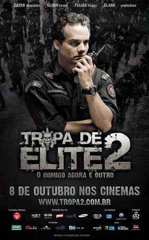 Tropa De Elite 2 - Actie, Drama