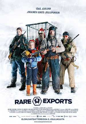 Rare Exports : a Christmas Tale