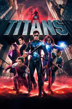 DC Titans - Actie