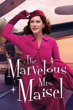 The Marvelous Mrs. Maisel - Komedie