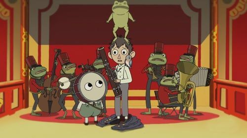 Over The Garden Wall 2014 Patrick Mchale Cinenews Be