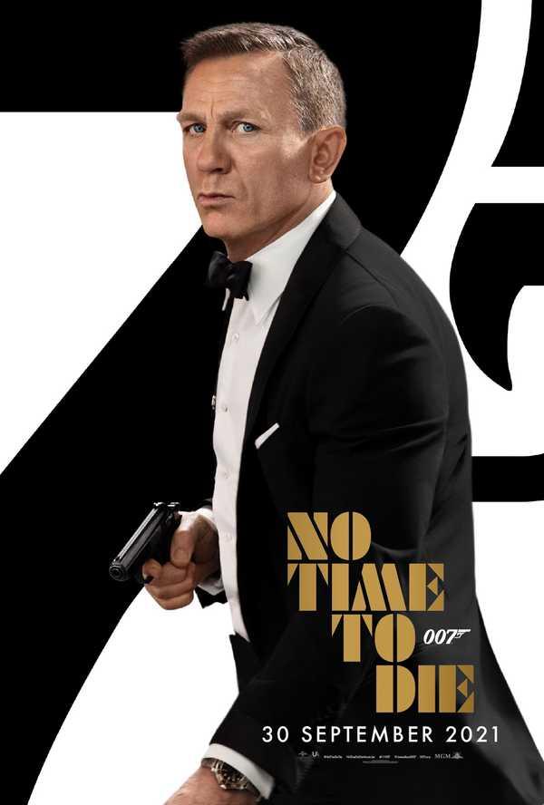 James Bond : No Time to Die