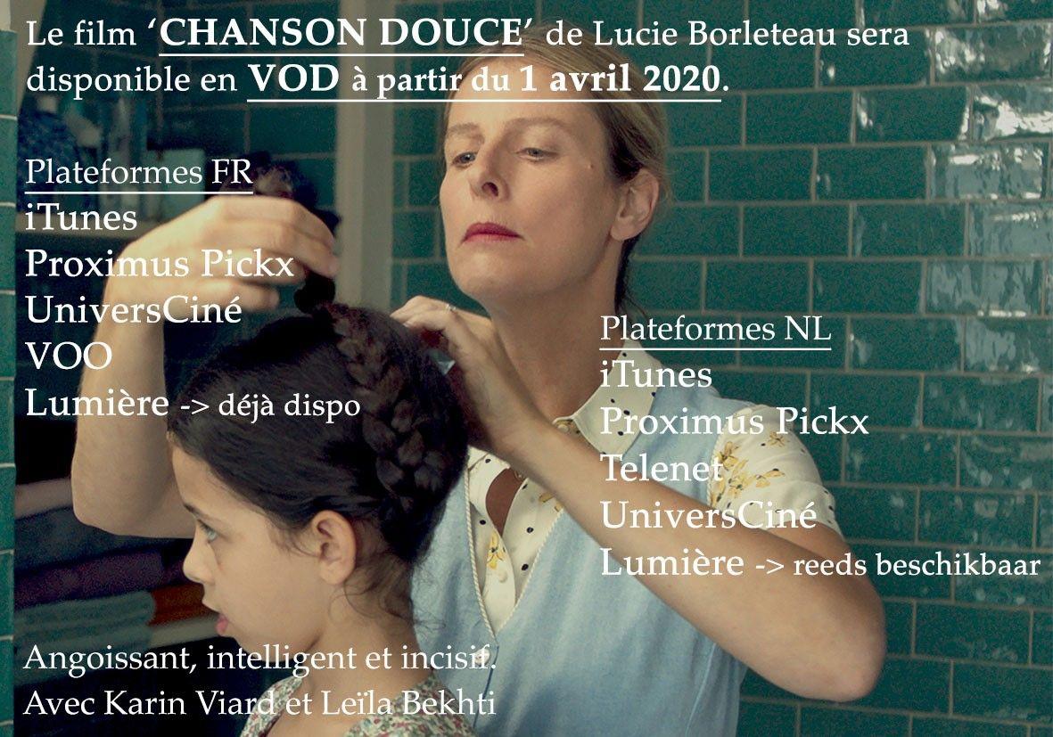 La Llorona et Chanson Douce disponible en VOD Premium