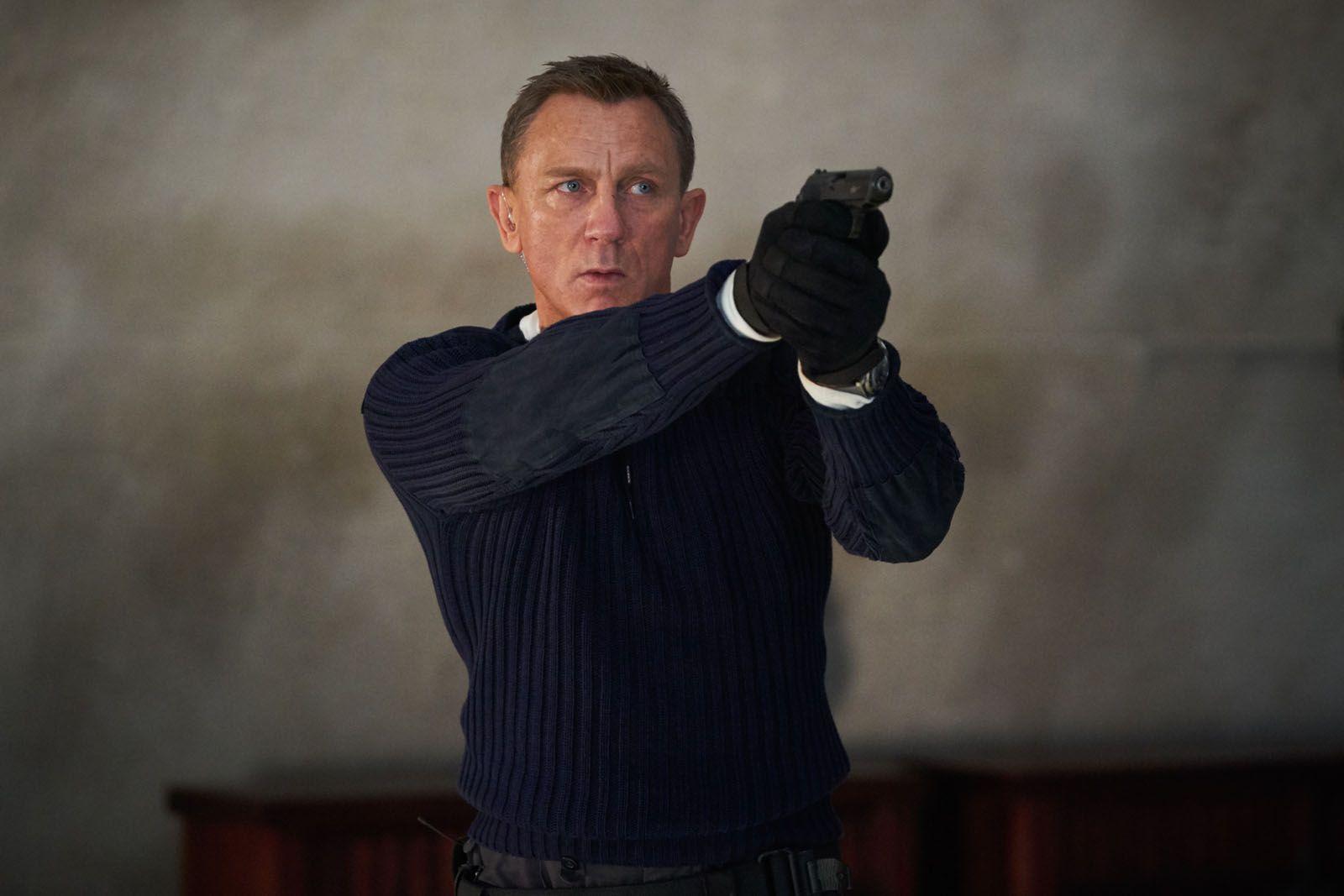 Un medley de James Bond à l'ère du Covid 19
