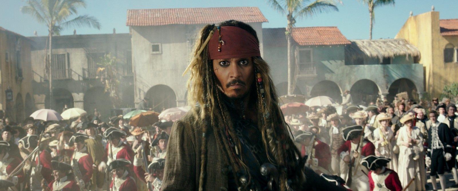 Ce soir à la TV : Pirates des Caraïbes la Vengeance de Salazar