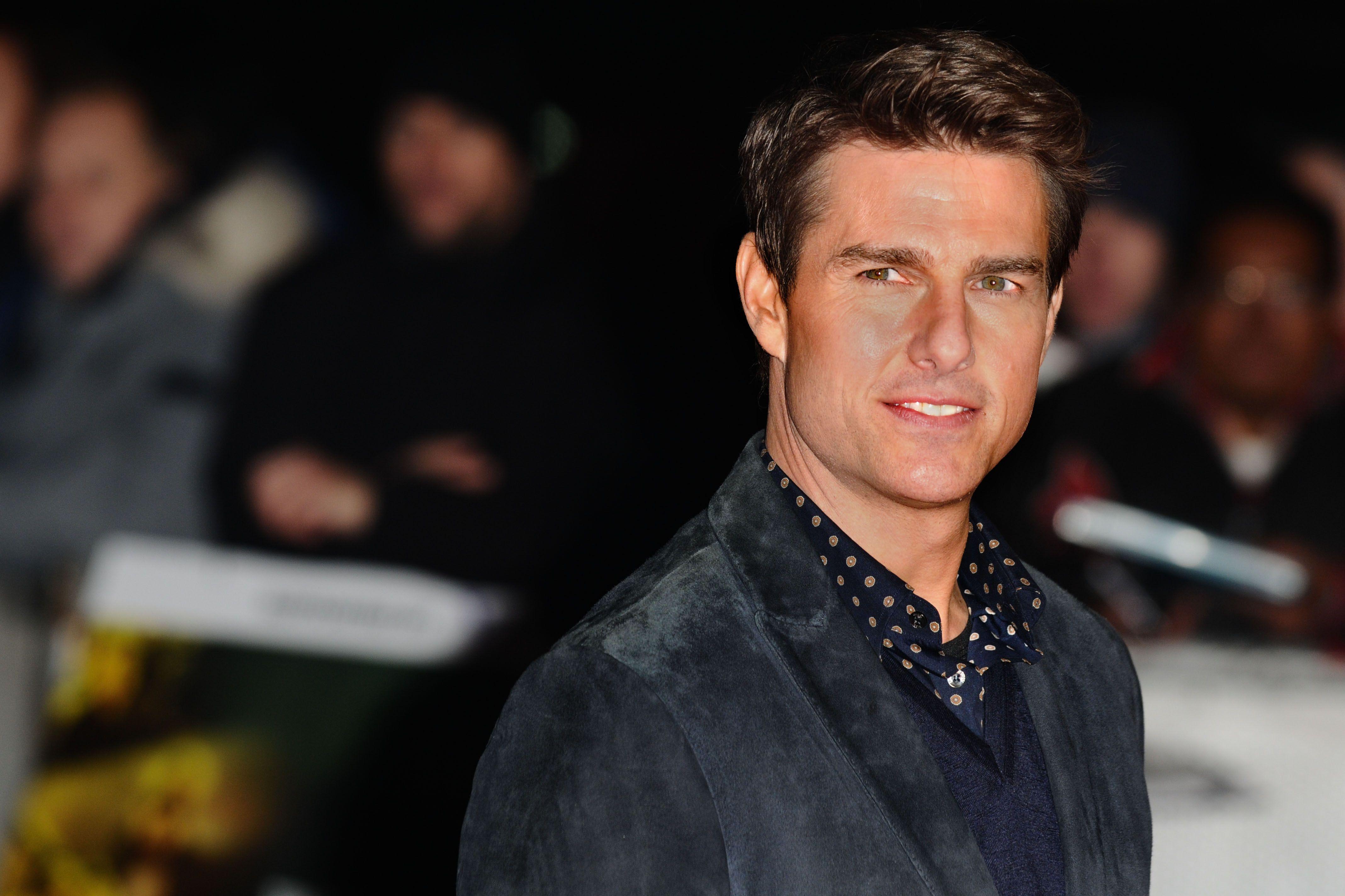 """Tom Cruise fait appel à des robots genre """"Terminator"""" pour renforcer la sécurité sur son tournage"""