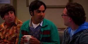Les propos démesurés de Sheldon